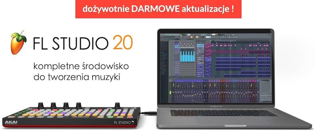 FL Studio 20 darmowe aktualizacje